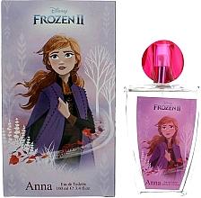 Fragrances, Perfumes, Cosmetics Disney Frozen II Anna - Eau de Toilette
