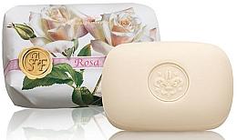 """Fragrances, Perfumes, Cosmetics Toilet Soap """"Rose"""" - Saponificio Artigianale Fiorentino Rose Soap"""