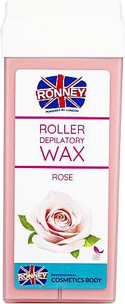 "Depilatory Wax in Cartridge ""Rose"" - Ronney Wax Cartridge Rose"