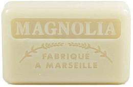 Fragrances, Perfumes, Cosmetics Marseille Magnolia Soap - Foufour Savonnette Marseillaise