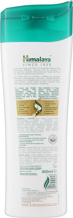 Extra Moisturizing Protein Shampoo for Normal Hair - Himalaya Herbals Protein Shampoo — photo N2