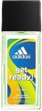 Fragrances, Perfumes, Cosmetics Adidas Get Ready for Him - Eau de Cologne