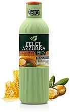 """Fragrances, Perfumes, Cosmetics Shower Gel """"Argan Oil and Honey"""" - Felce Azzurra BIO Argan & Honey Shower Gel"""