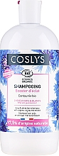 Fragrances, Perfumes, Cosmetics Shampoo with Cornflower Extract for Grey Hair - Coslys