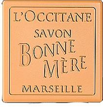 Fragrances, Perfumes, Cosmetics Toilet Soap - L'Occitane Bonne Mere Lime & Mandarin Soap