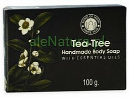Fragrances, Perfumes, Cosmetics Soap - Song of India Soap Tea Tree