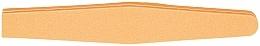 Fragrances, Perfumes, Cosmetics Double-Sided Nail Buffer, trapezoid 100/180, orange - Tools For Beauty Diamond Orange