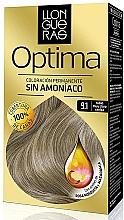 Fragrances, Perfumes, Cosmetics Permanent Hair Color - Llongueras Optima Hair Colour