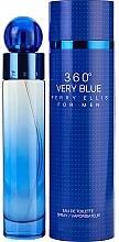 Fragrances, Perfumes, Cosmetics Perry Ellis 360 Very Blue - Eau de Toilette