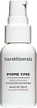 Fragrances, Perfumes, Cosmetics Face Primer - Bare Escentuals Bare Minerals Prime Time Brightening Foundation Primer