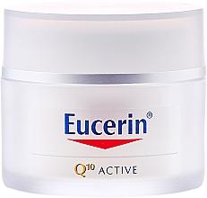 Fragrances, Perfumes, Cosmetics Anti-Aging Day Cream - Eucerin Q10 Active Day Cream