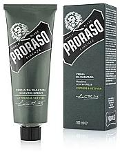 Fragrances, Perfumes, Cosmetics Shaving Cream - Proraso Cypress & Vetyver Shaving Cream