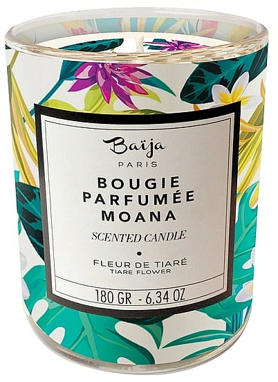 Scented Candle - Baija Moana Scented Candle