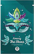 Fragrances, Perfumes, Cosmetics Facial Sheet Mask - Dr Mola Among The Stars Anti-Aging Mask
