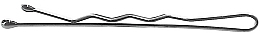 Fragrances, Perfumes, Cosmetics Waved Hair Grips, 4 cm., silver - Lussoni Waved Hair Grips Silver 4 cm