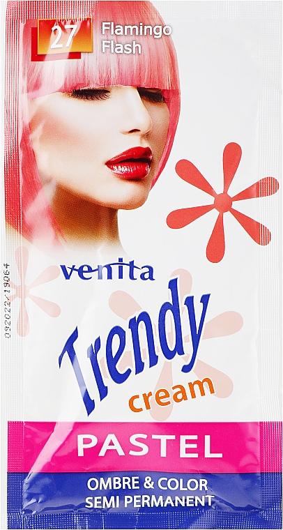 Coloring Toner-Cream - Venita Trendy Color Cream (sachet)