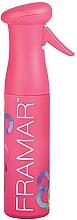 Fragrances, Perfumes, Cosmetics Spray Bottle, 250ml - Framar Myst Assist Pink Spray Bottle