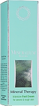 Fragrances, Perfumes, Cosmetics Foot Cream - Mineralium Dead Sea Mineral Therapy Intensive Foot Cream For Severe & Rough Skin