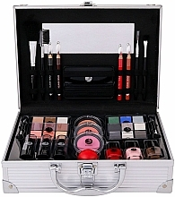 Fragrances, Perfumes, Cosmetics Beauty Case - Cosmetic 2K All About Beauty Train Case