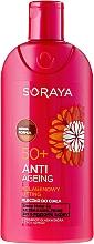 Fragrances, Perfumes, Cosmetics Body Milk 50+ - Soraya Anti-Agening Ultra Moisturizing Body Lotion 50+