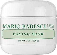 Fragrances, Perfumes, Cosmetics Face Mask - Mario Badescu Drying Mask