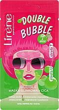 Fragrances, Perfumes, Cosmetics Bubble Cica Mask - Lirene Double Bubble Cica Mask