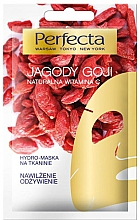 Fragrances, Perfumes, Cosmetics Goji Berry Face Mask - Perfecta