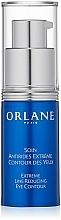 Fragrances, Perfumes, Cosmetics Line-Reducing Eye Contour Cream - Orlane Extreme Line-Reducing Care Eye Contour