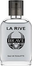 Fragrances, Perfumes, Cosmetics La Rive Brave Man - Eau de Toilette