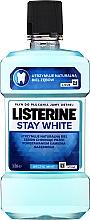 "Fragrances, Perfumes, Cosmetics Mouthwash ""Teeth Whiteness"" - Listerine Stay White"
