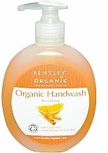 "Fragrances, Perfumes, Cosmetics Hand Liquid Soap ""Revitalising"" - Bentley Organic Body Care Revitalising Handwash"