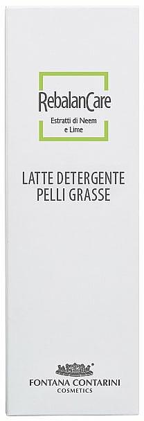 Cleansing Milk for Oily Skin - Fontana Contarini Cleansink Milk For Oily Skin — photo N2