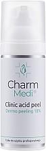 Fragrances, Perfumes, Cosmetics Facial Acid Peeling 18% - Charmine Rose Charm Medi Clinic Acid Peel Derma Peeling 18%