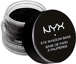 Fragrances, Perfumes, Cosmetics Eyeshadow Base Black - NYX Professional Makeup Eyeshadow Base Black
