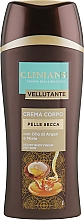Fragrances, Perfumes, Cosmetics Fluid Body Cream for Dry Skin - Clinians Body Fluida Corpo Velvet