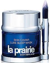 Fragrances, Perfumes, Cosmetics Night Face Mask - La Prairie Skin Caviar Luxe Sleep Mask