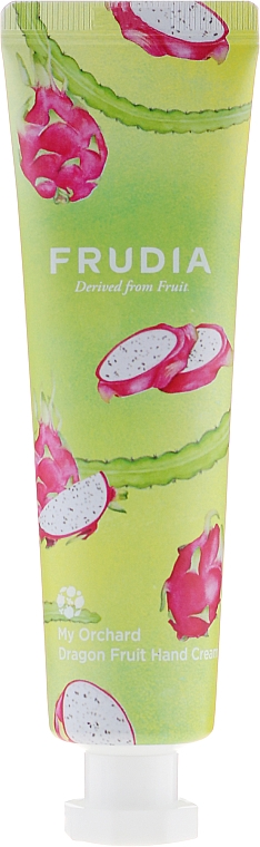 Dragon Fruit Nourishing Hand Cream - Frudia My Orchard Dragon Fruit Hand Cream
