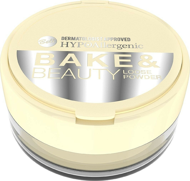Loose Powder - Bell HypoAllergenic Bake & Beauty Loose Powder