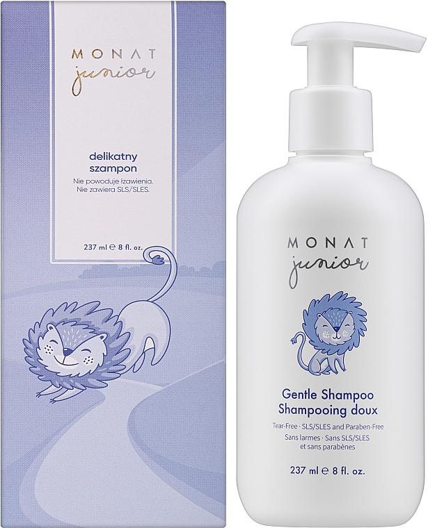 Kids Gentle Shampoo - Monat Junior Gentle Shampoo — photo N2