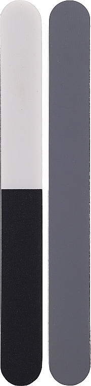 3-Side Nail File, 45-214 - Alessandro International 3-In-One Super-Gloss Polishing File — photo N1