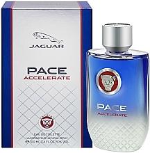 Fragrances, Perfumes, Cosmetics Jaguar Pace Accelerate - Eau de Toilette
