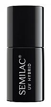 Fragrances, Perfumes, Cosmetics Nail Polish - Semilac Blooming Effect UV Hybrid Nail Polish