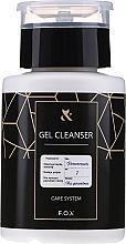 Fragrances, Perfumes, Cosmetics Gel Cleanser - F.O.X Gel Cleanser Care System