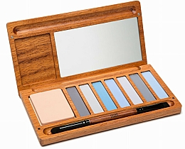 Fragrances, Perfumes, Cosmetics Eyeshadow Palette - Alilla Cosmetics Ancient Palette