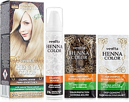 Fragrances, Perfumes, Cosmetics Coloring Hair Mousse - Venita Henna Color Coloring Mousse