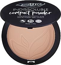 Fragrances, Perfumes, Cosmetics Compact Face Powder - PuroBio Cosmetics Compact Powder