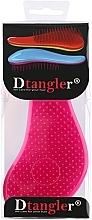 Hair Brush, blue-pink - Detangler Detangling Blue-Pink Brush — photo N3