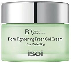 Fragrances, Perfumes, Cosmetics Face Cream Gel - Isoi Bulgarian Rose Pore Tightening Fresh Gel Cream