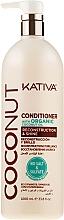 Fragrances, Perfumes, Cosmetics Hair Conditioner - Kativa Coconut Conditioner