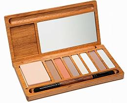 Fragrances, Perfumes, Cosmetics Eyeshadow Palette - Alilla Cosmetics Nude Palette